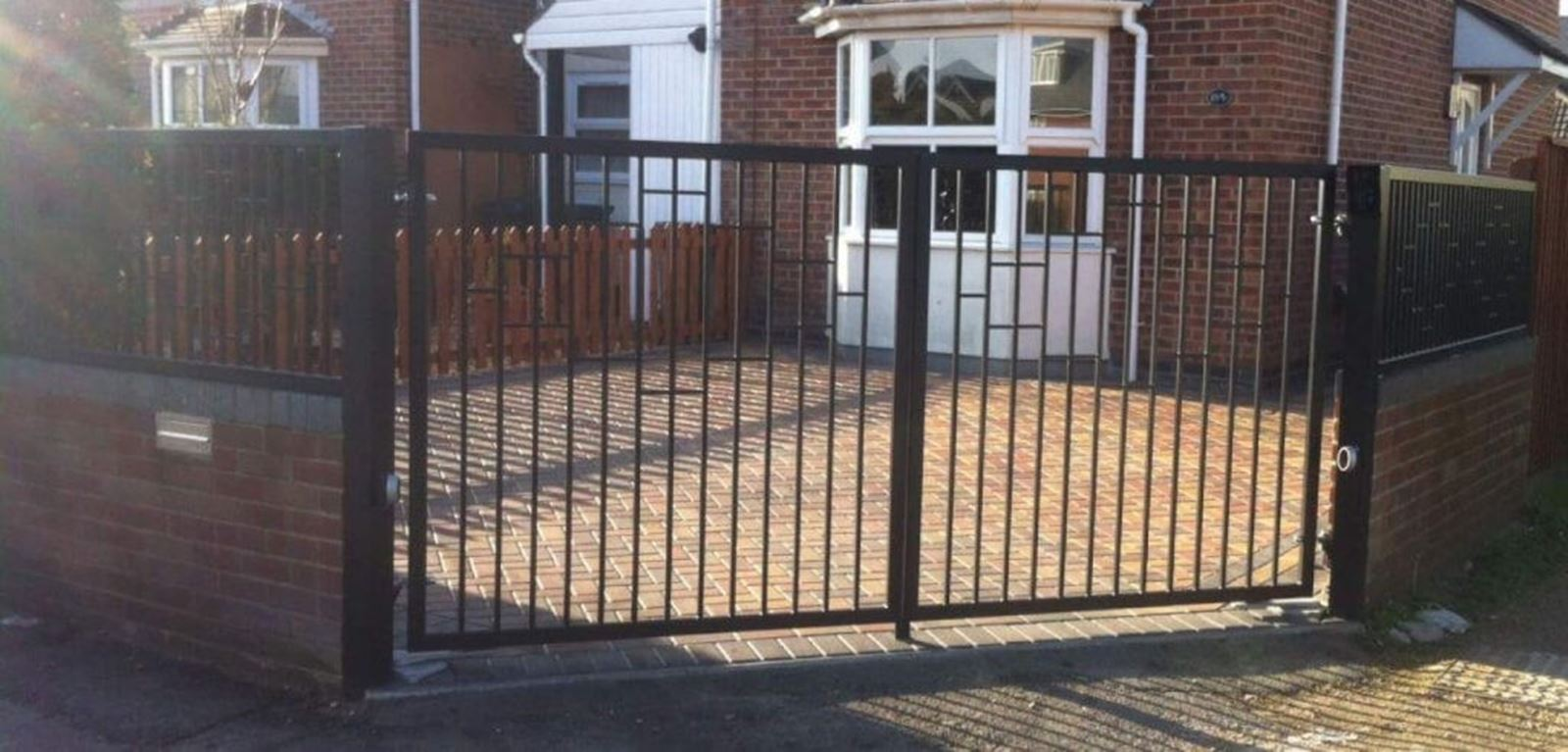 metal gates and railings Poole, Bournemouth, Christchurch & Dorset
