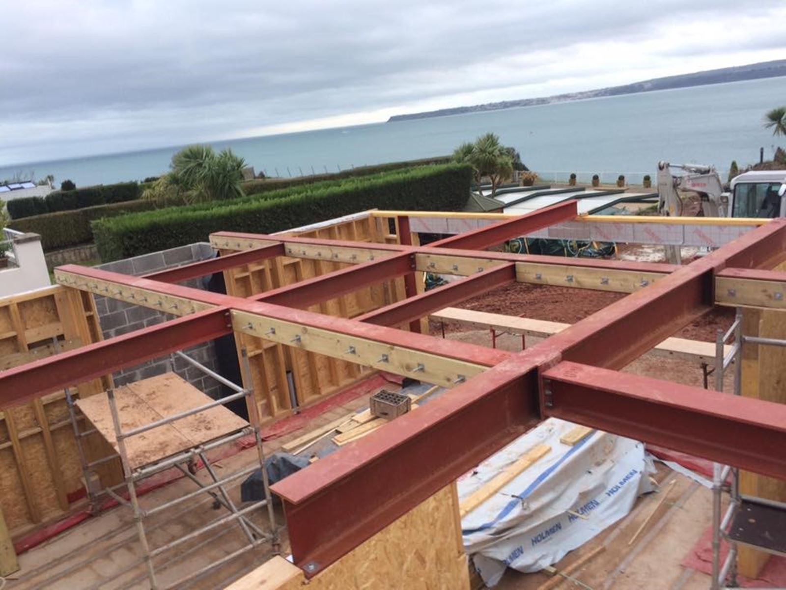 Structural Steel Fabrication Poole, Bournemouth & Dorset